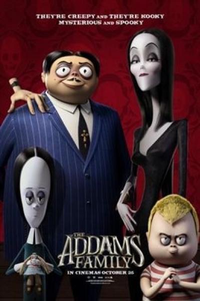 The Addams Family ตระกูลนี้ผียังหลบ 2019