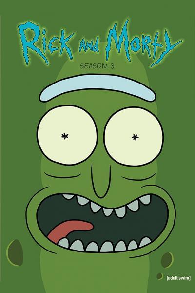 Rick and Morty Seasons 3 ริกและมอร์ตี้ ปี 3