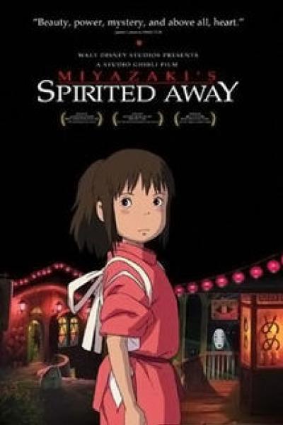 Spirited Away 2001 มิติวิญญาณมหัศจรรย์