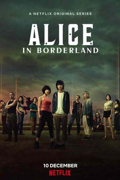 Alice in Borderland season 2 Netflix