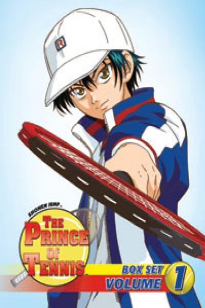 The Prince of Tennis Season 1 เจ้าชายลูกสักหลาด ปี 1 ตอนที่ 1-26